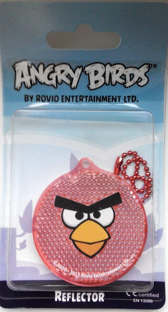Светоотражатель пешеходный Coreflect Angry Birds Круг, цвет: красный98295719Пешеходный светоотражатель — это серьезное средство безопасности на дороге. Использование светоотражателей позволяет в десятки раз сократить количество ДТП с участием пешеходов в темное время суток. Светоотражатель крепится на одежду и обладает способностью к направленному отражению светового потока. Благодаря такому отражению, водитель может вовремя заметить пешехода в темноте, даже если он стоит или двигается по обочине. А значит, он успеет среагировать и избежит возможного столкновения. С 1 июля 2015 года ношение светоотражателей вне населенных пунктов является обязательным для пешеходов! Мы рекомендуем носить их и в городе! Для безопасности и сохранения жизни!