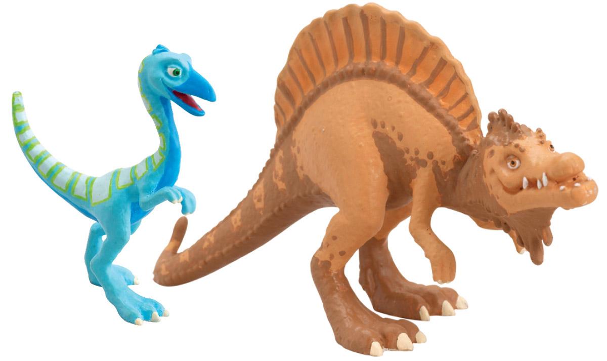 цена на Набор фигурок Tomy Поезд Динозавров: Старый Спинозавр и X-Ray Орен