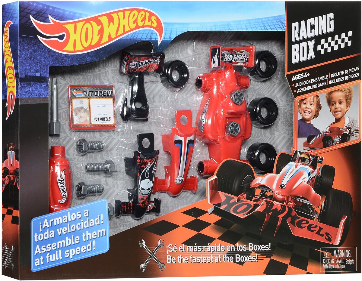 Corpa Игровой набор Юный механик Hot Wheels HW224 hot wheels игровой набор невообразимый гараж купить