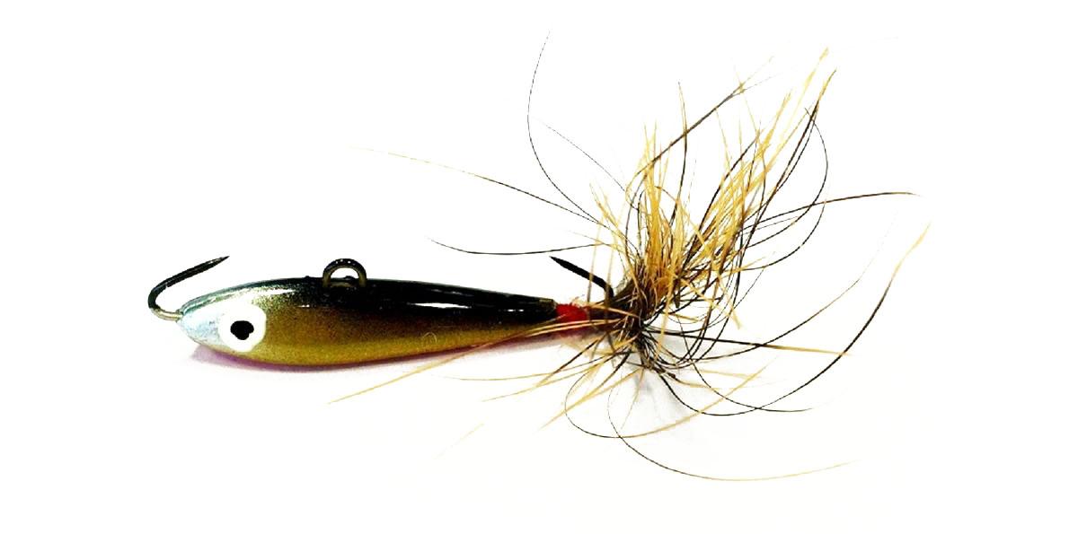 Балансир Asseri, цвет: черный, золотой, красный, длина 3 см, вес 2 г. 509-P3002 балансир asseri цвет красный золотой желтый длина 4 см вес 3 г 513 04003