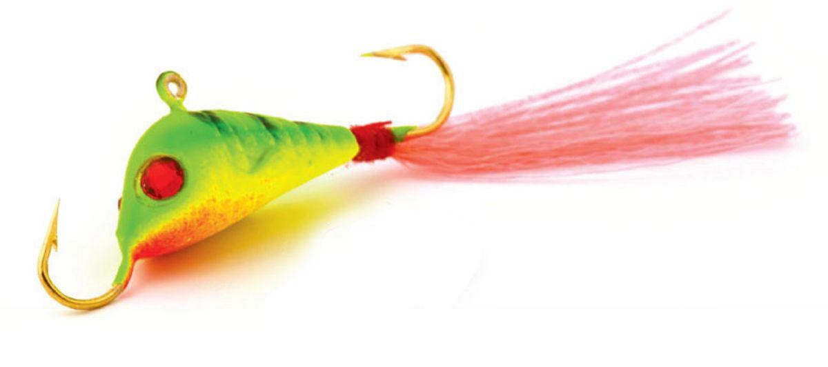 Балансир Finnex, длина 3,5 см, вес 5 г. BLR1-ZETPGPS7797CIS08GBNVБалансир Finnex имеет светящийся хвостик, который поможет приманить рыбу на глубине в несколько метров. Форма этого балансира напоминает мелкую рыбку. Балансир оснащен блестящим глазком, что делает его более заметным и позволяет привлечь рыбу с более дальнего расстояния. Изделие изготовлено из прочного свинцового сплава с элементами пластика.