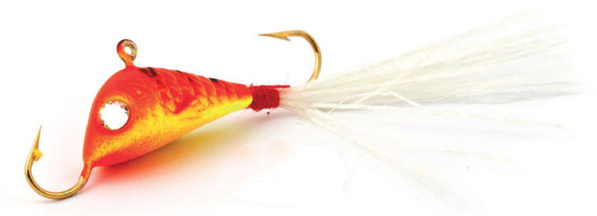 Балансир Finnex, длина 3,5 см, вес 5 г. BLR2-RET58590Балансир Finnex имеет светящийся хвостик, который поможет приманить рыбу на глубине в несколько метров. Форма этого балансира напоминает мелкую рыбку. Балансир оснащен блестящим глазком, что делает его более заметным и позволяет привлечь рыбу с более дальнего расстояния. Изделие изготовлено из прочного свинцового сплава с элементами пластика.