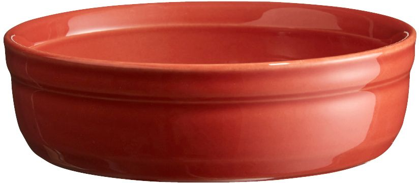 Рамекин Emile Henry, цвет: терракот, диаметр 12 см290353Порционная форма рамекин Emile Henry предназначена как для готовки, так и для сервировки отдельных порций. Идеально подходит для кухни в загородном доме. Высокопрочная керамика (HR ceramic) великолепно распределяет и сохраняет тепло, что и требуется для приготовления помадок, гратенов, рассыпчатых и открытых пирогов. Форма не боится перепадов температур, и ее можно ставить в духовку сразу после того, как она была вынута из морозильной камеры. Покрытие формы устойчиво к появлению сколов и царапин, а его цвет остается ярким даже после многократного использования в посудомоечной машине.