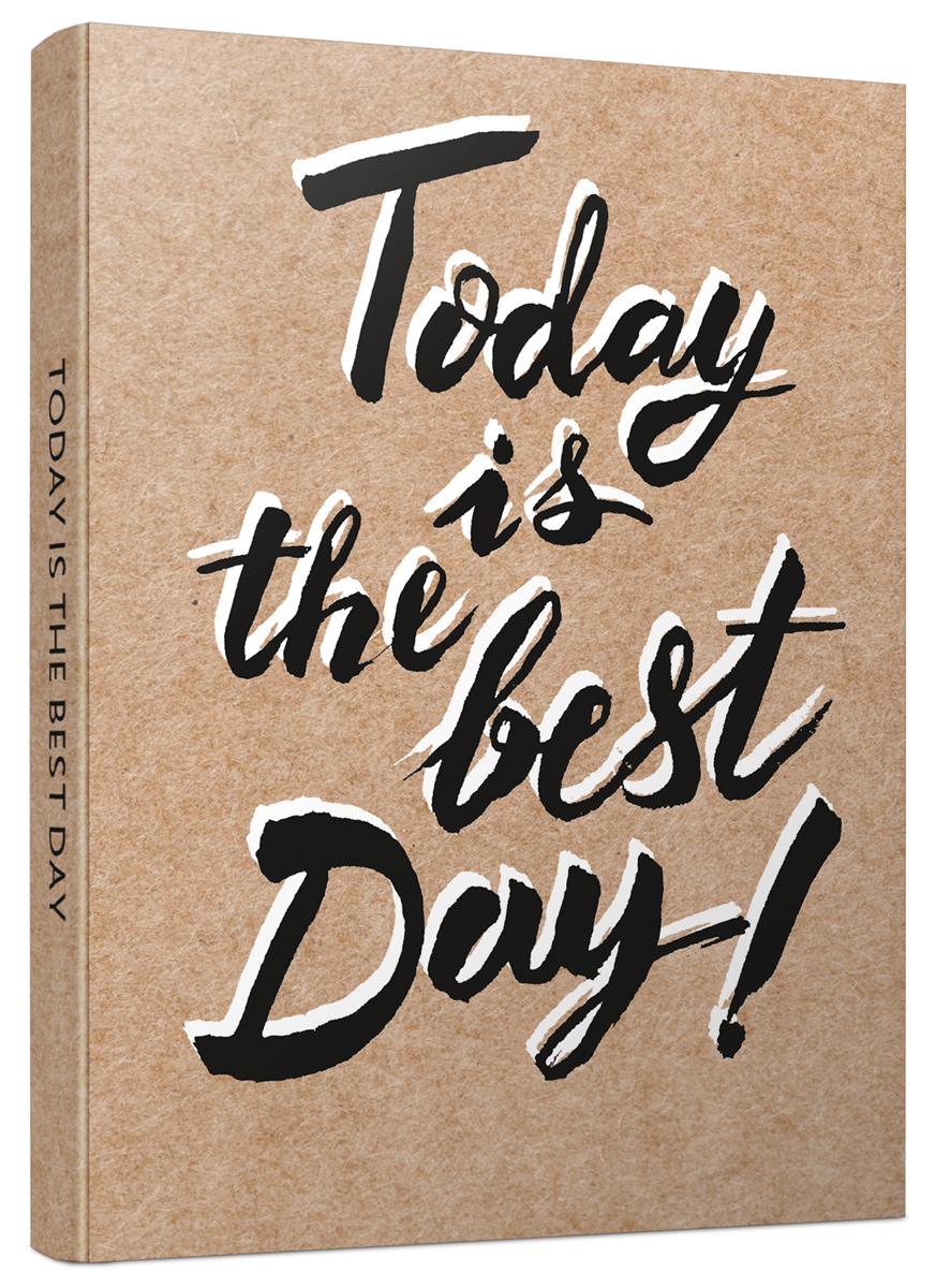 Попурри Блокнот Today Is The Best Day 80 листов в клетку/линейку72523WDБлокнот Попурри Today Is The Best Day формата A5 со сшитым переплетом отлично подойдет для записи важной информации. Обложка выполнена из высококачественного картона. Блокнот, включающий 80 листов, разделен на блоки со страницами в клетку и линейку.