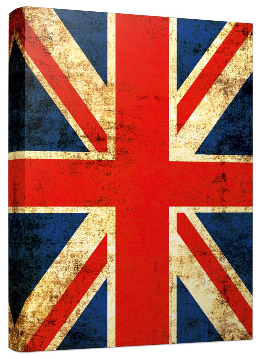 Попурри Блокнот Британский флаг 80 листов в клетку72523WDБлокнот Попурри Британский флаг - компактное и практичное изделие формата A5, предназначенное для различных записей и заметок. Обложка выполнена из плотного картона. Внутренний блок содержит 80 листов в клетку.Такой аксессуар прекрасно подойдет для фиксации повседневных дел.