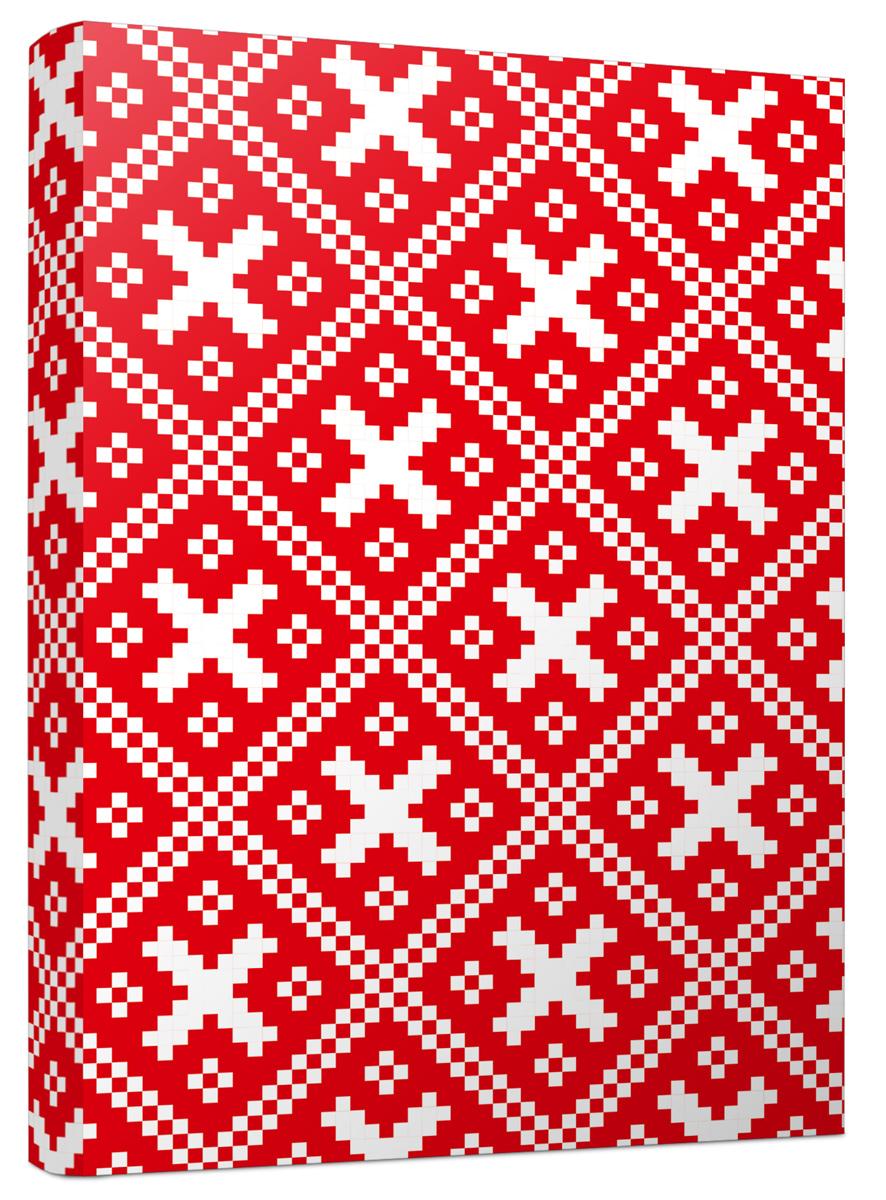 Попурри Блокнот Орнамент 80 листов в клетку/линейку 01511КЗЛ5802037Блокнот Попурри Орнамент формата A5 со сшитым переплетом отлично подойдет для записи важной информации. Обложка выполнена из высококачественного картона. Блокнот, включающий 80 листов, разделен на блоки со страницами в клетку и линейку.