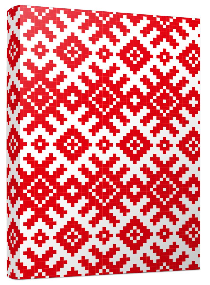 Попурри Блокнот Орнамент 80 листов в клетку/линейкуЕЖ17612809Блокнот Попурри Орнамент формата A5 со сшитым переплетом отлично подойдет для записи важной информации. Обложка выполнена из высококачественного картона. Блокнот, включающий 80 листов, разделен на блоки со страницами в клетку и линейку.