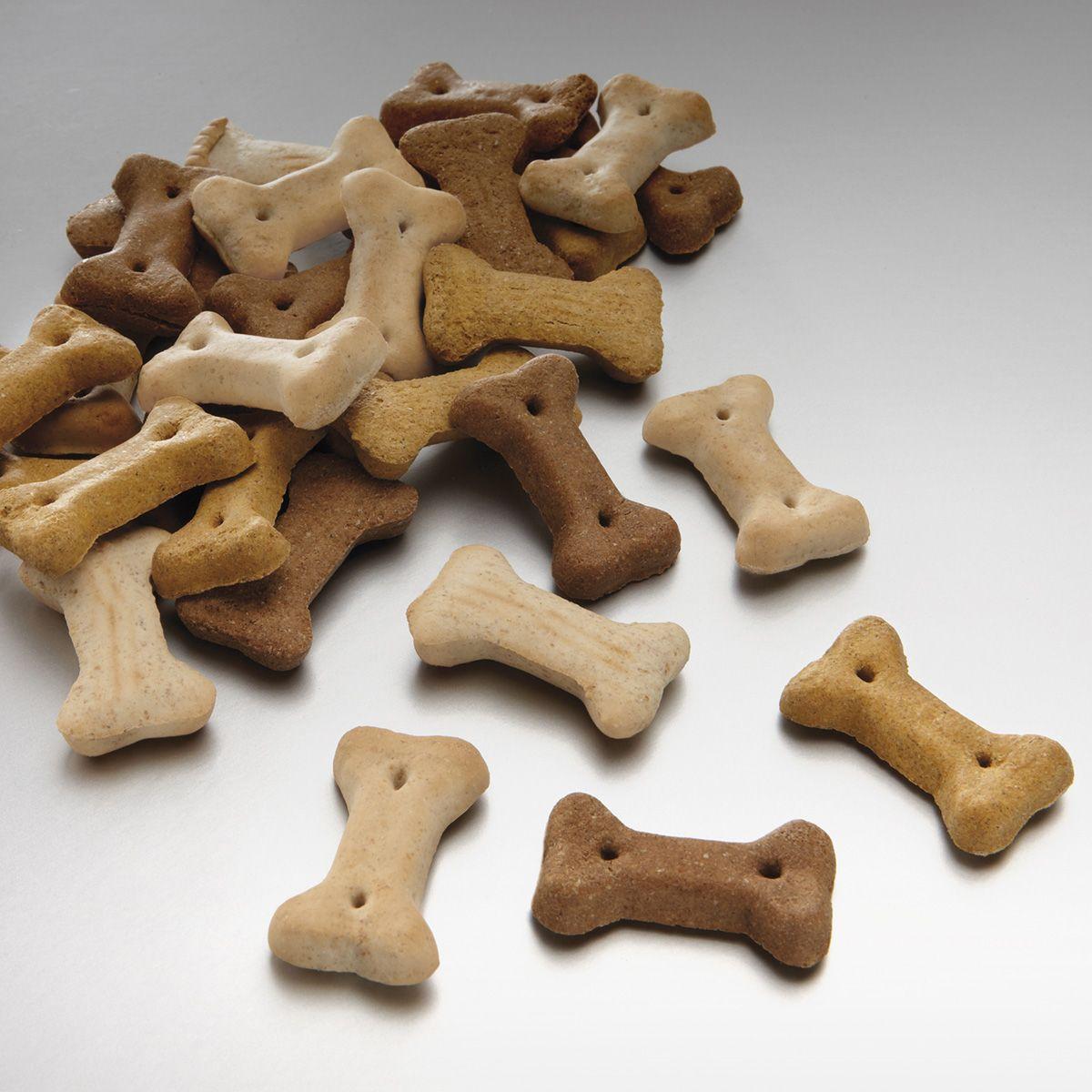 Лакомство для собак Meradog Miniknochen Mix, хрустящие косточки, 10 кг0120710Печенье (лакомства) для собак. Как вознаграждение, а также дополнение к основному рациону собак