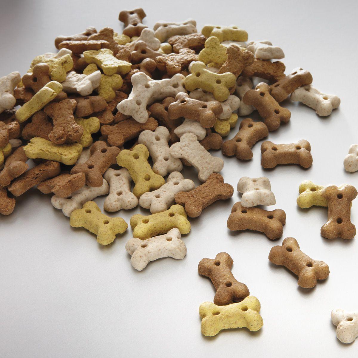 Лакомство для собак Meradog Puppy Knochen Mix, щенячье удовольствие, 10 кг0120710Печенье (лакомства) для собак. Как вознаграждение, а также дополнение к основному рациону собак