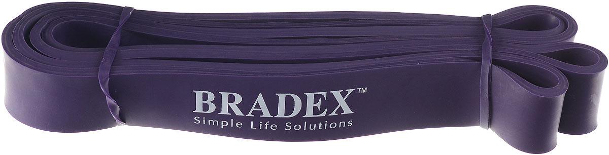 Эспандер ленточный Bradex, ширина 3,2 см, 12-36 кгSF 0195Эспандер ленточный Bradex - это легкий портативный тренажер в виде эспандера-ленты, выполненный из латекса. Тренажер поможет увеличить силу и выносливость, растянуть и укрепить мышцы. Изделие может также применяться для облегчения выполнения некоторых упражнений. Сопротивление: 12-36 кг.