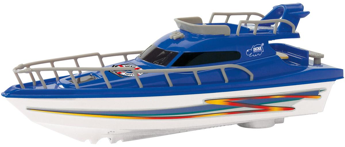 Dickie Toys Яхта Ocean Dream цвет синий