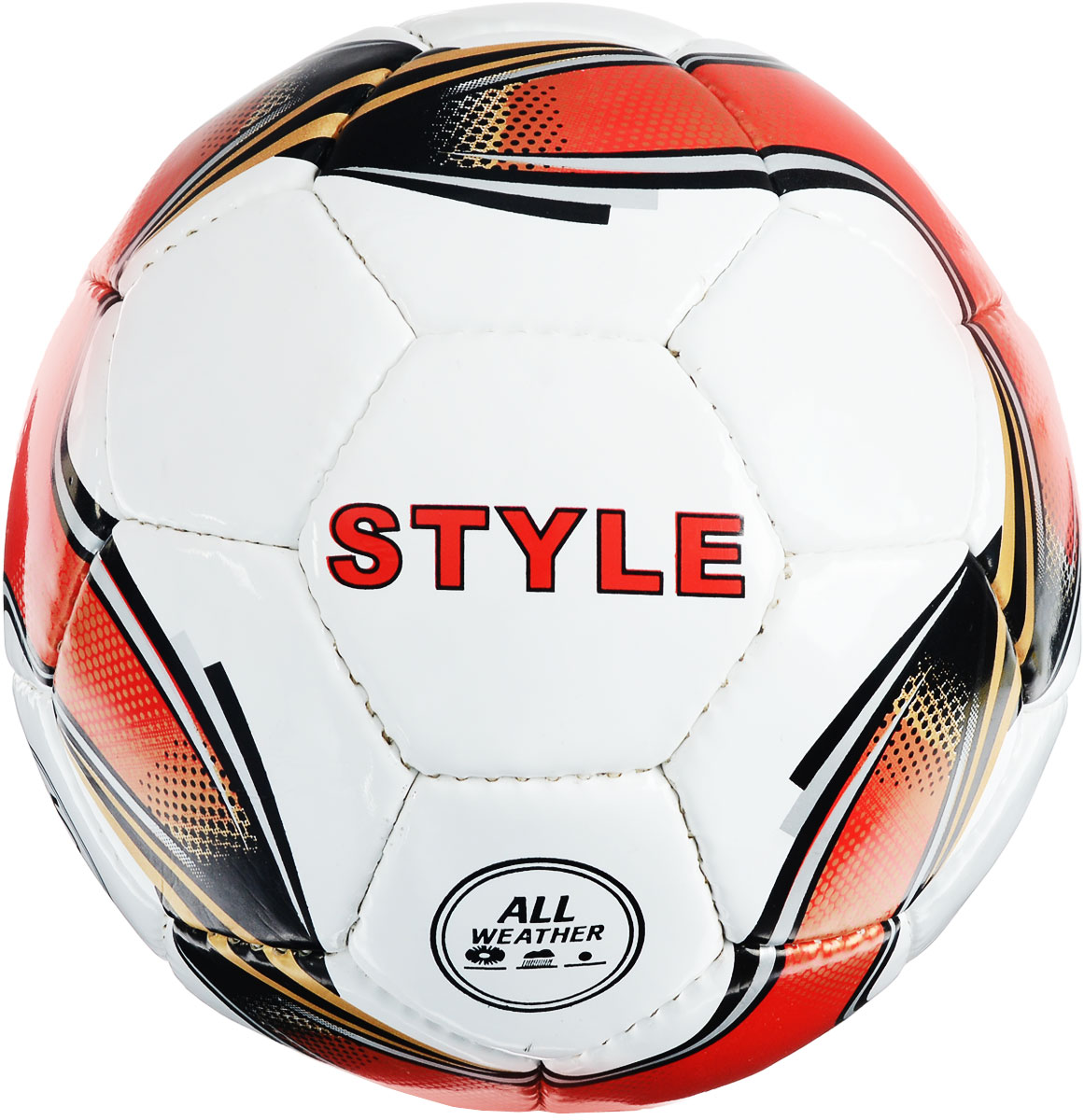 Мяч футбольный Torres  Style . Размер 5 - Футбол