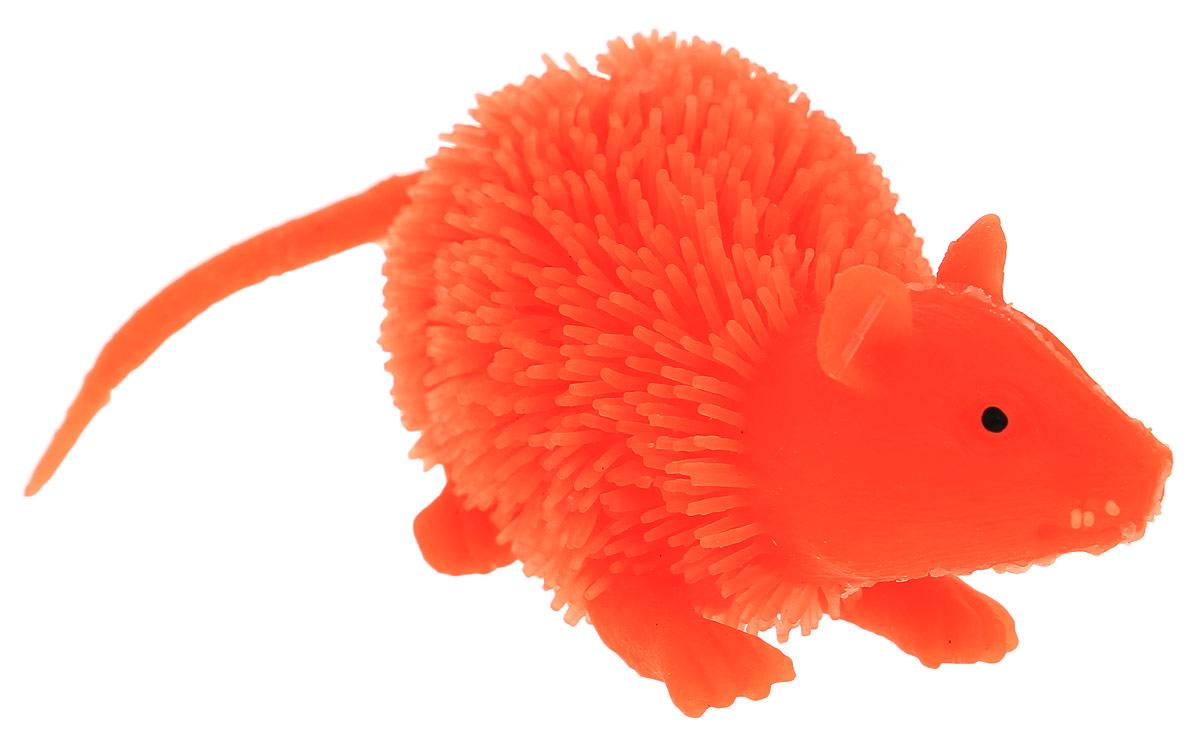 HGL Фигурка Мышь с подсветкой цвет оранжевый