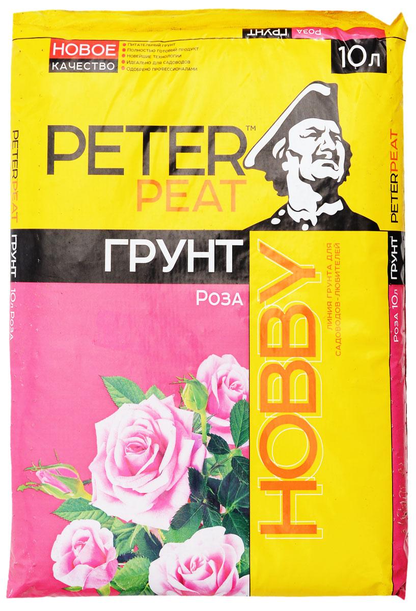 Грунт для растений Peter Peat Роза, 10 лms018Грунт Peter Peat Роза - это полностью готовый к использованию питательный торфяной грунт. Грунт предназначен для выращивания роз, хризантем, гвоздик, фрезий, гербер, цинерарий и других цветущих растений. Грунт обеспечивает хороший рост, интенсивное цветение, сбалансированное развитие корневой системы и надземной части растения.