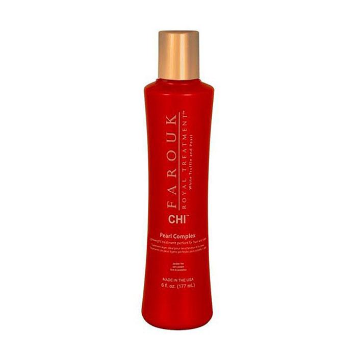 CHI Шампунь Глубокое увлажнение Королевский Royal Treatment 355 млFS-00897Шампунь мягко очищает, восстанавливая внутренний баланс влаги, что придает эластичность и жизненную силу волосам.