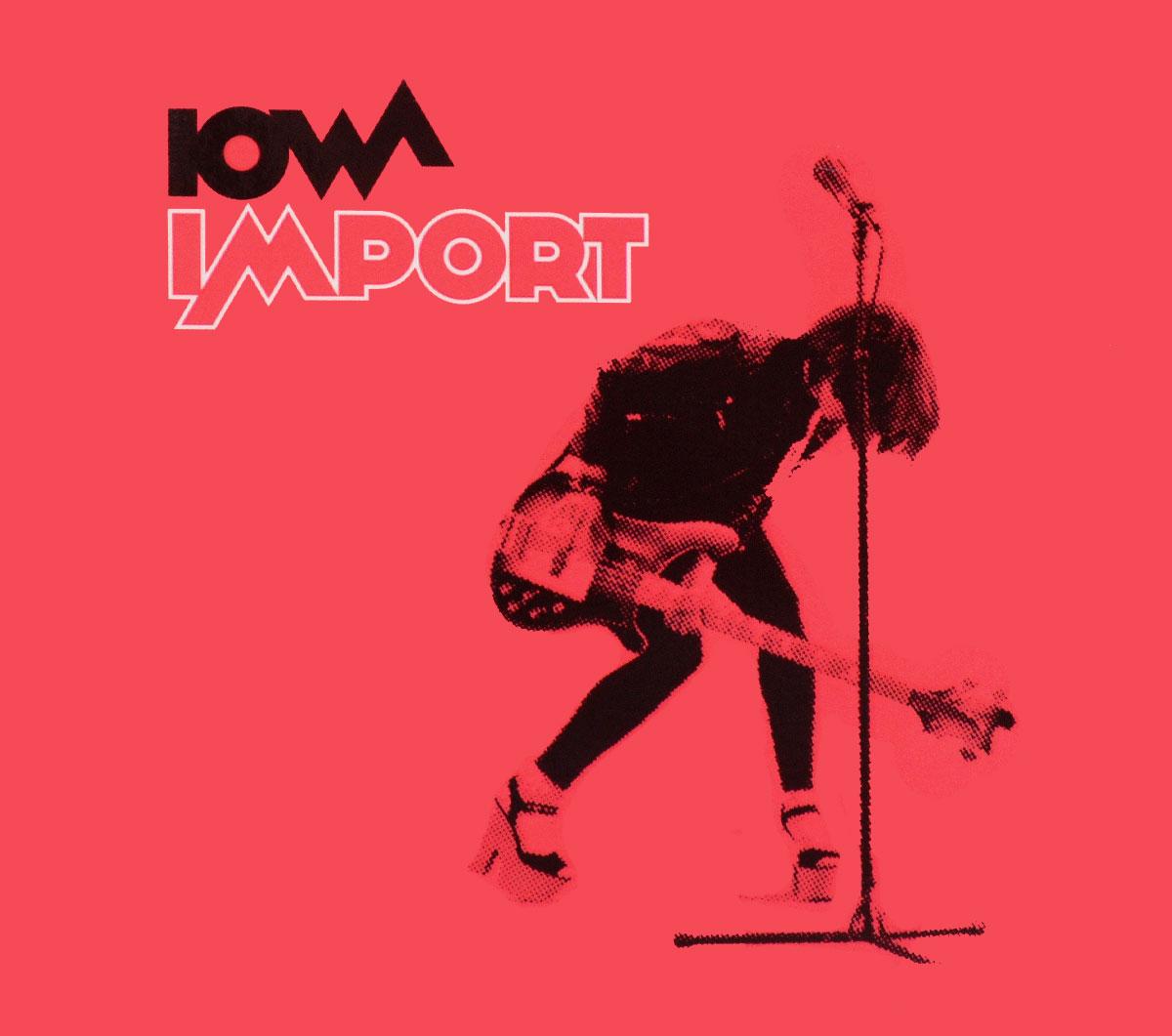 IOWA Iowa. Import