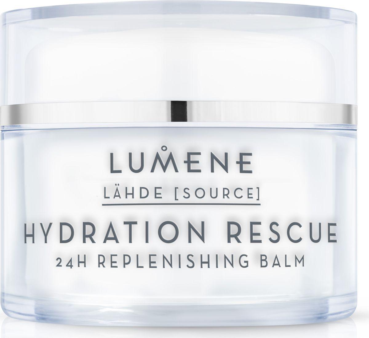 Lumene Lahde 24 часа Увлажняющий питательный бальзам, 50 млAC-2233_серыйГлубокое увлажнение и восстановление комфорта сухой кожи. Наполняет кожу влагой, смягчая и восстанавливая естественное сияние.