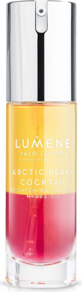 Lumene Valo Придающий сияние коктейль для лица Vitamin C, 30 мл