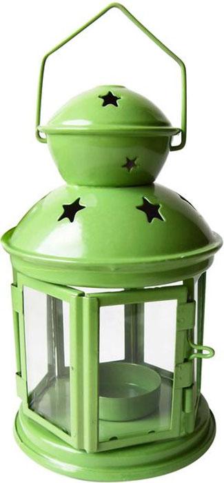 Фонарь для чайной свечи Bolsius Альтаир, цвет: зеленый, 10 х 10 х 17 смБрелок для ключейФонарь Альтаир подходит для чайных свечей (свечей-таблеток).Фонарик можно подвесить за крепкую металлическую ручку, а можно просто поставить на подоконник или полочку. Отлично подходит для декораций и украшения интерьера вашего дома.