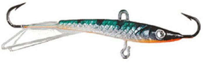 Балансир Finnex, длина 6 см, вес 7 г. BL-06-MST58611Балансир Finnex удлиненной формы предназначен для ловли на мелководье и в стоячей воде, в основном для ловли окуня. Форма этого балансира напоминает мелкую рыбку. Балансир оснащен блестящим глазком, что делает его более заметным и позволяет привлечь рыбу с более дальнего расстояния. Изделие изготовлено из прочного свинцового сплава с элементами пластика.