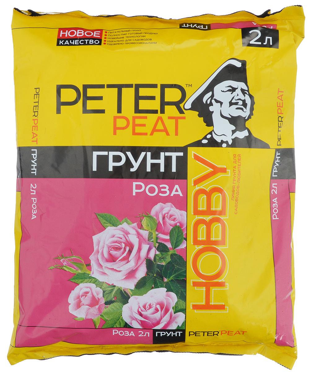 Грунт для растений Peter Peat Роза, 2 лBF-23-01-020-1Peter Peat Роза - это готовый к применению питательный торфяной грунт. Предназначен для выращивания роз, хризантем, гвоздик, фрезий, гербер, цинерарий и других цветущих растений. Обеспечивает хороший рост и интенсивное цветение.