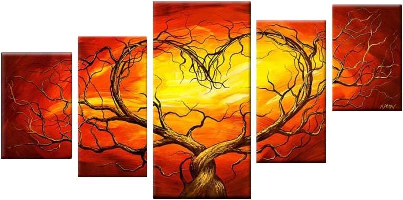 Картина Арт78 Сердце, модульная, 90 см х 50 см. арт780005-37002Ничто так не облагораживает интерьер, как хорошая картина. Особенную атмосферу создаст крупное художественное полотно, размеры которого более метра. Подобные произведения искусства, выполненные в традиционной технике (холст, масляные краски), чрезвычайно капризны: требуют сложного ухода, регулярной реставрации, особого микроклимата – поэтому они просто не могут существовать в условиях обычной городской квартиры или загородного коттеджа, и требуют больших затрат. Данное полотно идеально приспособлено для создания изысканной обстановки именно у Вас. Это полотно создано с использованием как традиционных натуральных материалов (холст, подрамник - сосна), так и материалов нового поколения – краски, фактурный гель (придающий картине внешний вид масляной живописи, и защищающий ее от внешнего воздействия). Благодаря такой композиции, картина выглядит абсолютно естественно, и отличить ее от традиционной техники может только специалист. Но при этом изображение отлично смотрится с любого расстояния, под любым углом и при любом освещении. Картина не выцветает, хорошо переносит даже повышенный уровень влажности. При необходимости ее можно протереть сухой салфеткой из мягкой ткани.