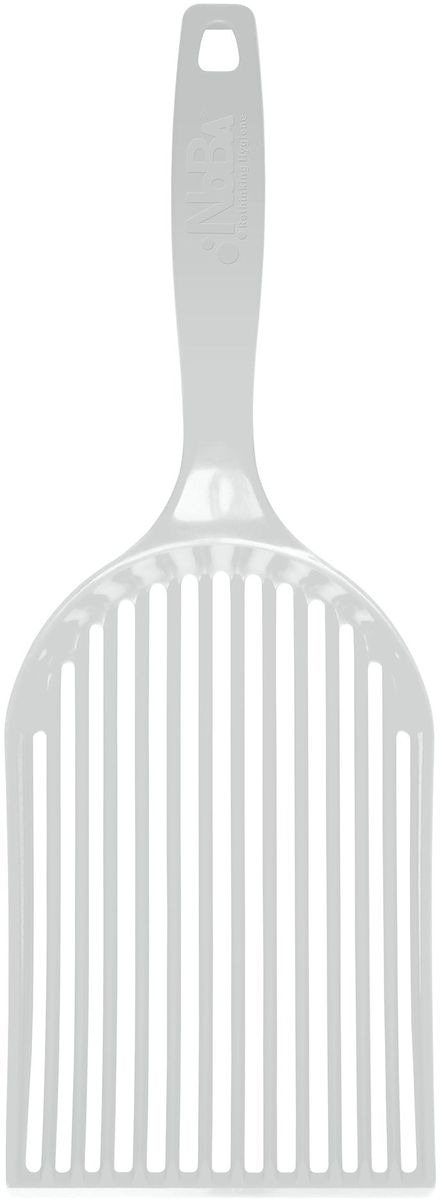 Совок-эко для кошачьего туалета Canada Litter Нано люкс, цвет: серый0120710Антибактериальное покрытие Больше никаких облаков пыли Инновационный дизайн Высокая прочностьОсобенности:Легкий, прочный и эффективный! Инновационный дизайн NOBA Scoop делает уборку быстрой и простой.Изготовленный из ABS пластика, совок не гнется, когда Вы убираете использованный наполнитель из лоточка. Благодаря треугольной форме лопастей наполнитель проходит через лопатку быстро и равномерно, без единого комочка.Не поднимает пыли.Очень легкий и удобный. Большая лопатка и крутое основание позволяет сделать уборку в одно мгновение!Антибактериальное покрытие совка NOBA Scoop предупреждает образование и распространение бактерий и грибковС совочком NOBA Scoop Ваш лоток останется чистым и свежим еще дольше!