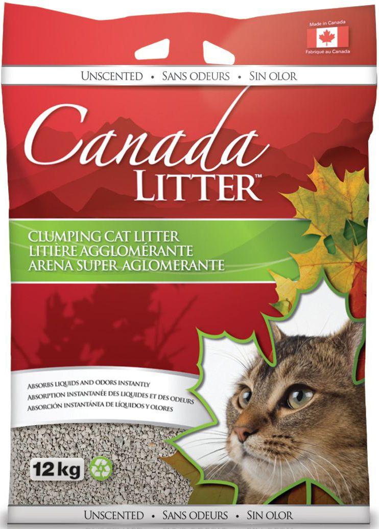 Наполнитель для кошачьих туалетов Canada Litter Запах на замке, комкующийся, с ароматом детской присыпки, 12 кг26261Комкующийся наполнитель Canada Litter Запах на замке - канадский наполнитель супер-премиум класса, изготовленный из натриевого бентонита. Преимущества наполнителя Canada Litter Запах на замке:- впитывает 350% влаги (в 3,5 раза больше собственного веса),- специальные гранулы напоминают кошке ее естественную среду,- обладает высокой впитывающей и комкующей способностью,- бентонит - высококачественная глина, которая быстро поглощает запахи, легко комкуется в большие твердые комочки и весьма экономична в расходовании, - обладает ароматом детской присыпки.Товар сертифицирован.