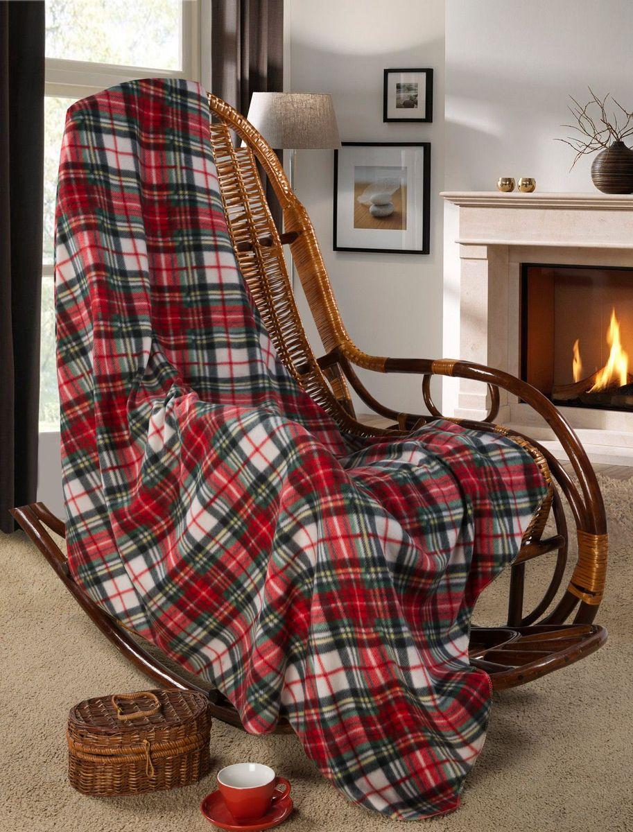 Покрывало Guten Morgen Деревенский, 200 х 200 см531-301Мягкое покрывало из флиса на кровать может стать не только красивым и практичным аксессуаром для интерьера вашей спальни, но и олицетворением уюта и теплоты вашего дома. Как приятно завернуться в теплое покрывало с чашечкой ароматного чая и скоротать за хорошей книгой долгий зимний вечер.