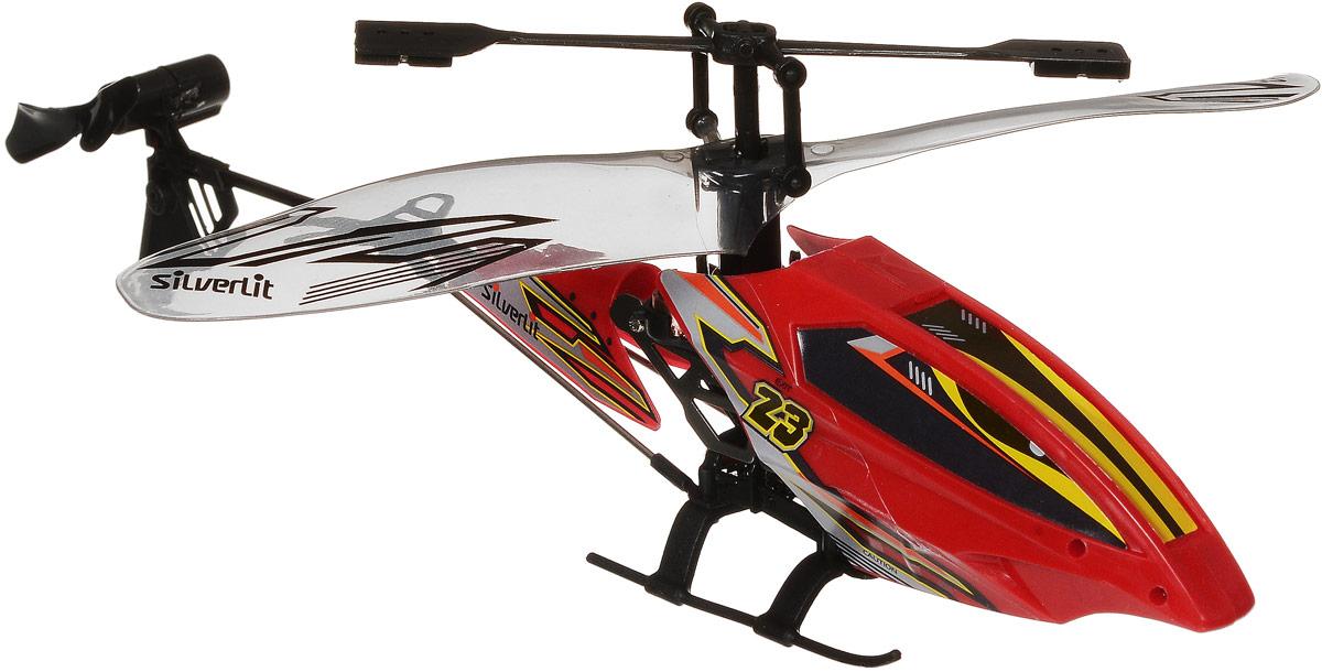 Silverlit Вертолет на инфракрасном управлении Вихрь цвет красный