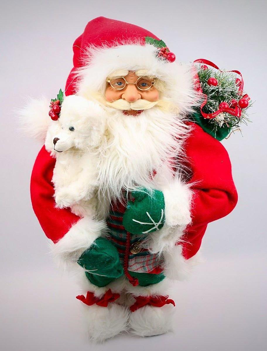 Кукла ESTRO, цвет: красный, диаметр 60 см. C21-241044CD-05Кукла создана вручную, неповторима и оригинальна. Порадуйте своих друзей и близких этим замечательным подарком!