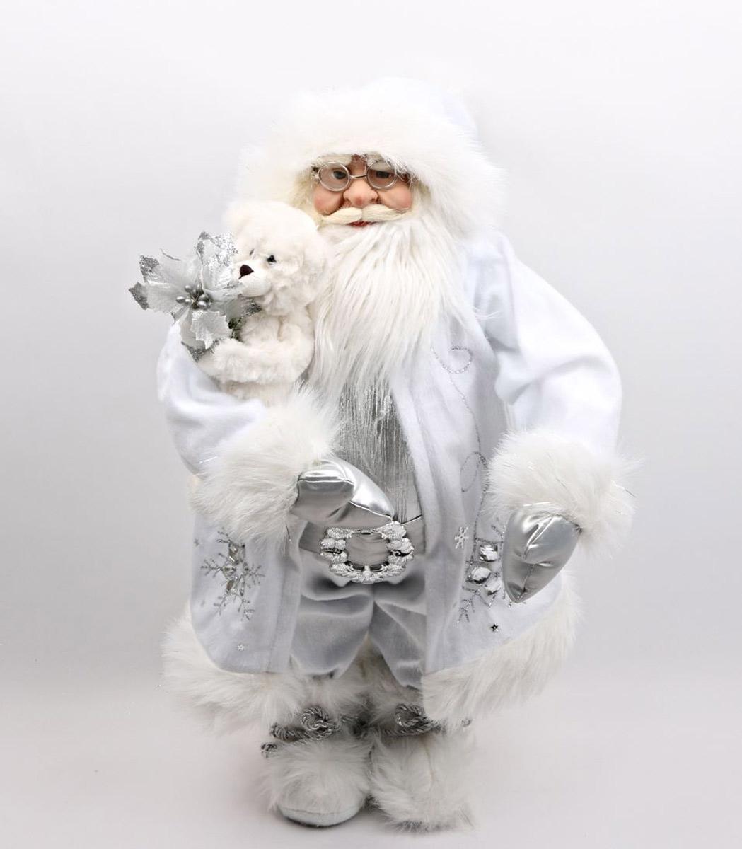 Кукла ESTRO, цвет: белый, диаметр 60 см. C21-241045NLED-454-9W-BKКукла создана вручную, неповторима и оригинальна. Порадуйте своих друзей и близких этим замечательным подарком!