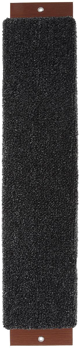 Когтеточка Неженка, с кошачьей мятой, 61 х 12 х 2,5 см0120710Когтеточка Неженка поможет сохранить мебель и ковры в доме от когтейвашего любимца, стремящегося удовлетворить свою естественнуюпотребность точить когти.Основание изделия изготовлено из ДСП и обтянуто прочной тканью, а столб для точения когтей обтянут джутом. Товар продуман в мельчайших деталях и, несомненно, понравится вашей кошке.Всем кошкам необходимо стачивать когти. Когтеточка - один из самыхнеобходимых аксессуаров для кошки. Для приучения к когтеточке можнонатереть ее сухой валерьянкой или кошачьей мятой. Когтеточка поможет вашемулюбимцу стачивать когти и при этом не портить вашу мебель.