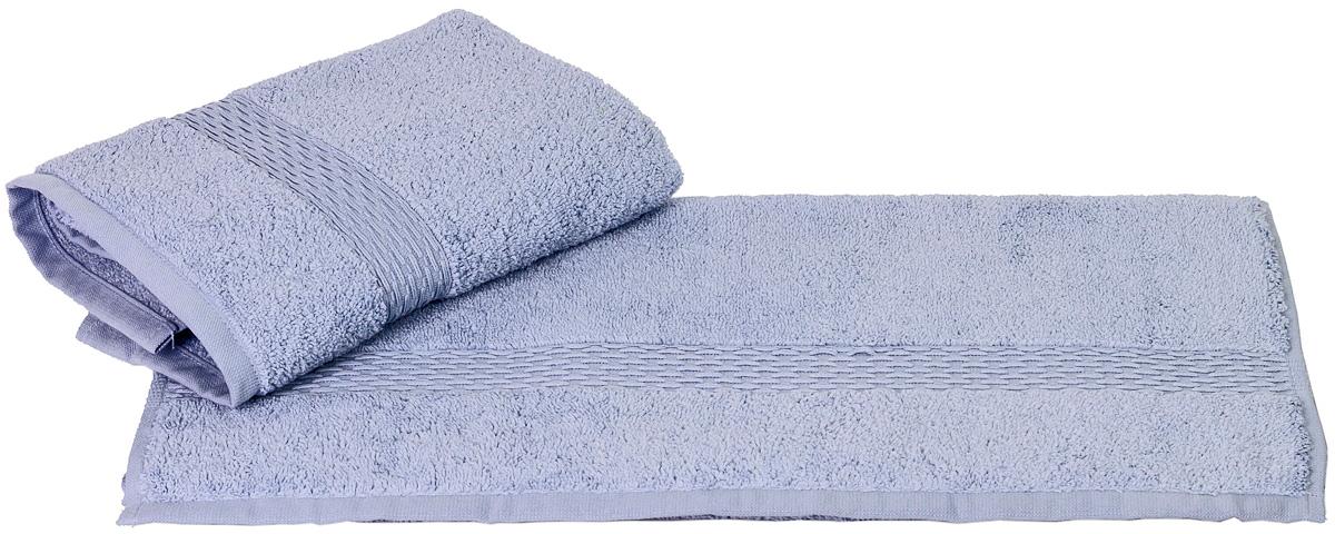 Полотенце Hobby Home Collection Firuze, цвет: голубой, 50 х 90 см97775318Полотенце Hobby Home Collection Firuze выполнено из 100% хлопка. Изделие отлично впитывает влагу, быстро сохнет, сохраняет яркость цвета и не теряет форму даже после многократных стирок. Такое полотенце очень практично и неприхотливо в уходе. А простой, но стильный дизайн полотенца позволит ему вписаться даже в классический интерьер ванной комнаты.