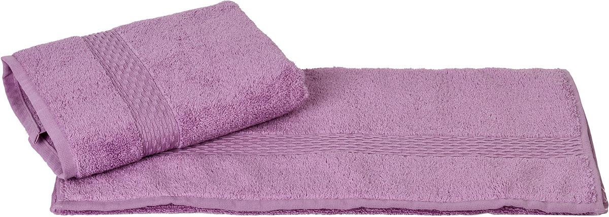 Полотенце Hobby Home Collection Firuze, цвет: фиолетовый, 50 х 90 см41619Полотенце Hobby Home Collection Firuze выполнено из 100% хлопка. Изделие отлично впитывает влагу, быстро сохнет, сохраняет яркость цвета и не теряет форму даже после многократных стирок. Такое полотенце очень практично и неприхотливо в уходе. А простой, но стильный дизайн полотенца позволит ему вписаться даже в классический интерьер ванной комнаты.