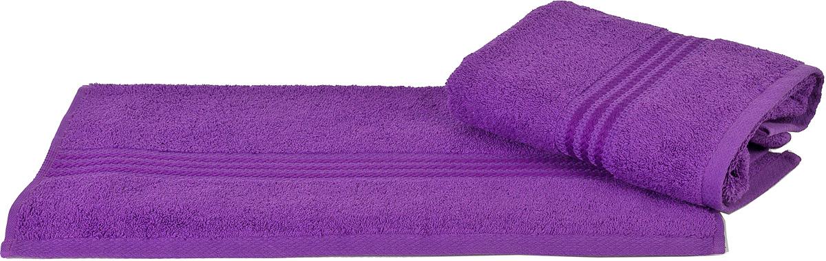 Полотенце Hobby Home Collection Rainbow, цвет: лиловый , 50 х 90 см391602Полотенце Hobby Home Collection Rainbow выполнено из 100% хлопка. Изделие отлично впитывает влагу, быстро сохнет, сохраняет яркость цвета и не теряет форму даже после многократных стирок. Такое полотенце очень практично и неприхотливо в уходе. А простой, но стильный дизайн полотенца позволит ему вписаться даже в классический интерьер ванной комнаты.