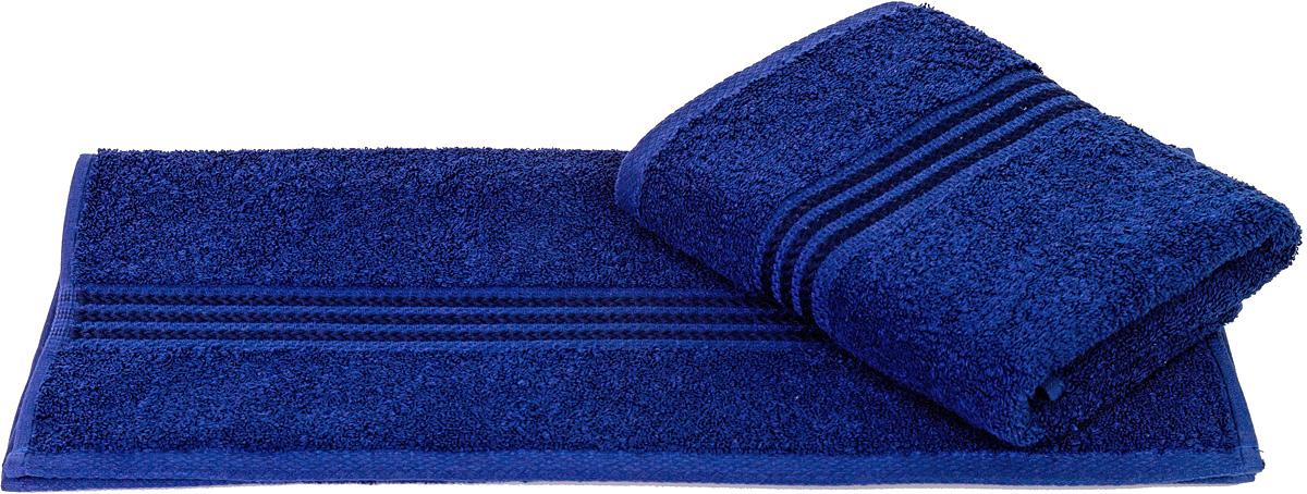 Полотенце махровое Hobby Home Collection Rainbow, цвет: синий, 50х90 см391602Полотенца марки Хобби уникальны и разрабатываются эксклюзивно для данной марки. При создании коллекции используются самые высокотехнологичные ткацкие приемы. Дизайнеры марки украшают вещи изысканным декором. Коллекция линии соответствует актуальным тенденциям, диктуемым мировыми подиумами и модой в области домашнего текстиля.