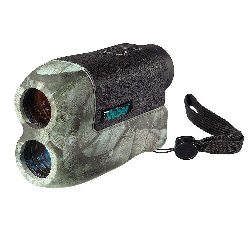 Монокуляр  Veber , с дальномером, цвет: камуфляж, 6x25 LRF400 - Зрительные трубы