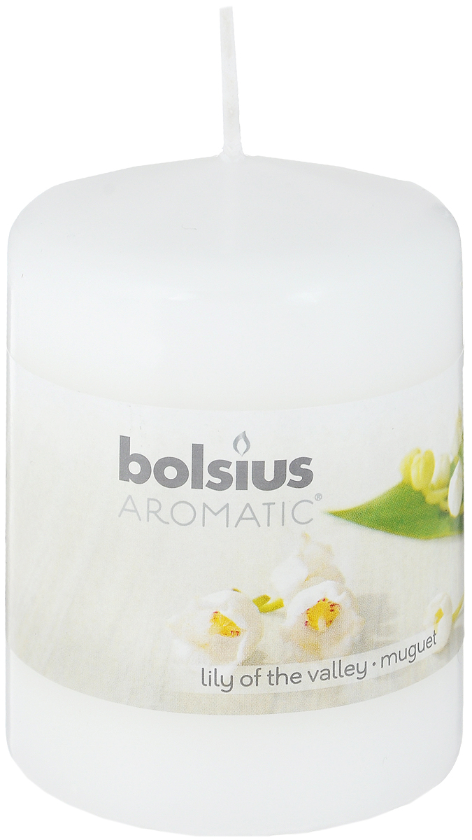 Свеча ароматическая Bolsius Ландыш, 6 х 6 х 7,3 см6113MСвеча ароматическая Bolsius Ландыш создаст в доме атмосферу тепла и уюта. Свеча приятно смотрится в интерьере, она безопасна и удобна в использовании. Свеча создаст приятное мерцание, а сладкий манящий аромат окутает вас и подарит приятные ощущения.