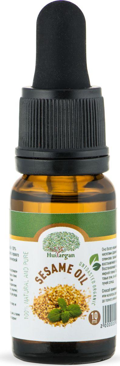 Huilargan Кунжутное масло органическое, 10 мл72523WDКунжутное масло известно своими восстанавливающими и смягчающими свойствами, и также обладает антиоксидантными свойствами благодаря своему богатому антиоксидантному составу (витамин. Е, селен, сезамолин, лецитин), что делает его идеальным средством для ухода за зрелой кожи. Масло кунжута быстро впитывается в кожу, не оставляя жирной пленки. Содержит магний, железо, фосфор, цинк, а также большое количество кальция, так же содержит витамины D, A, B1, B3, C. Оно богато незаменимыми жирными кислотами (арахиновая, линолевая, олеиновая, пальмитиновая и стеариновая), восстанавливает и смягчает ткани кожи. Восстанавливает и питает кожу, не оставляя жирной пленки. Поглощает ультрафиолетовые лучи, он используется для защиты от лучей солнца.