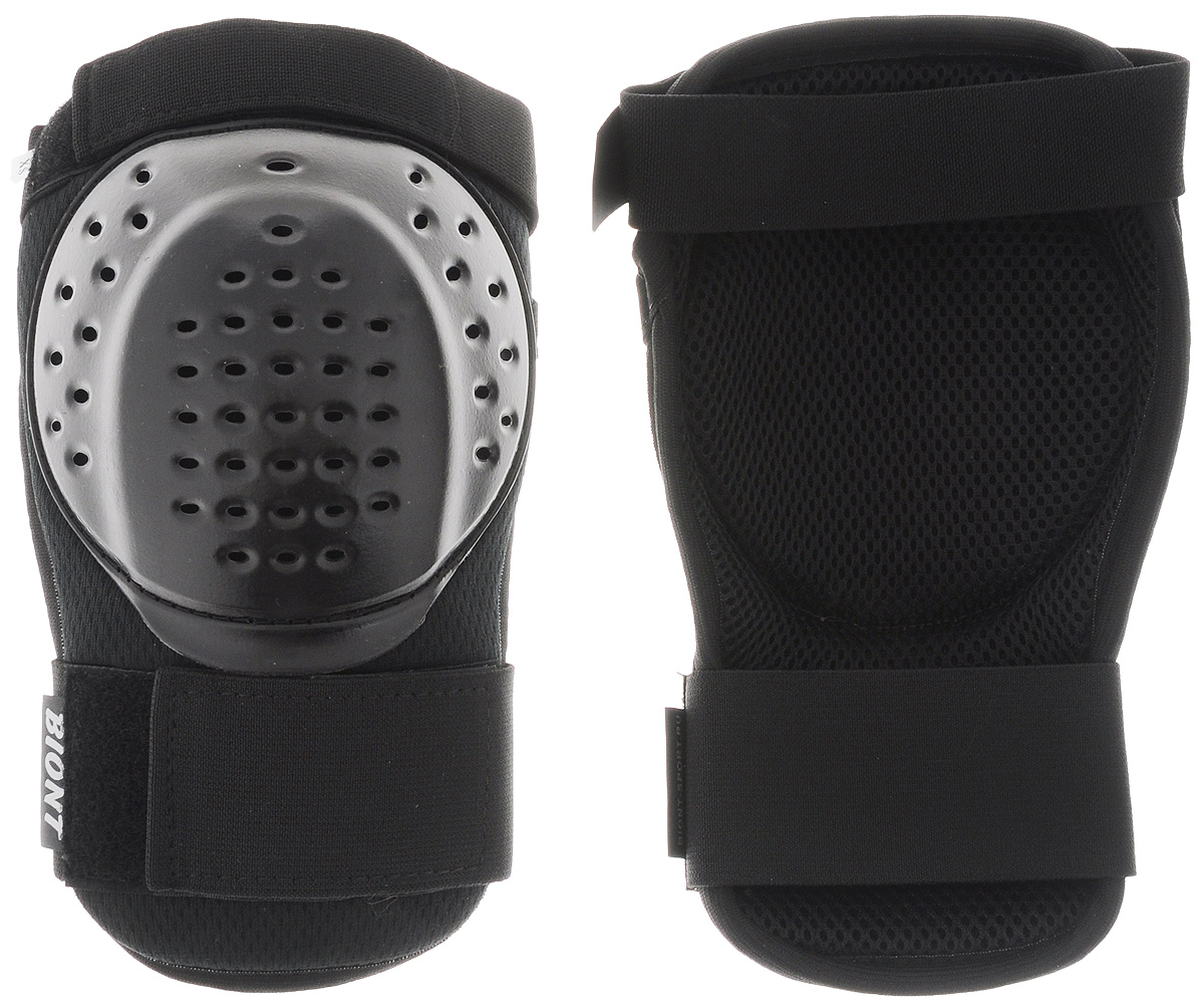 Защита колена  Biont , цвет: черный. Размер L/XL - Защита