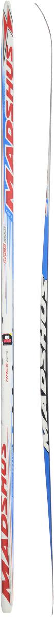 Лыжи беговые Madshus Race Combi MG, цвет: белый, красный, синий, длина 200 смN13367Madshus Race Combi MG - это добротные, надежные, универсальные беговые лыжи для любителей. Изделия изготовлены из прочных материалов. Лыжи оснащены деревянным сердечником с воздушными каналами. Изделия имеют специальные насечки MG для классического хода. Лыжи легкоуправляемые, не требуют специального ухода и долговечны в использовании.Ширина лыжи в месте крепления ботинка: 4 см.