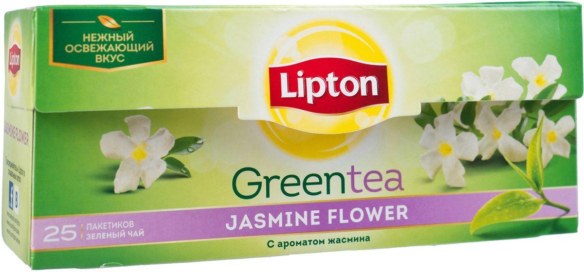 Lipton Зеленый чай Jasmine Petals 25 шт21075236Нежные чайные листочки, выращенные под теплыми лучами солнца, дарят зеленому чаю Lipton Green Jasmine освежающий вкус, дополненный тонким ароматом жасмина, чтобы вы могли насладиться любимым чаем.Откройте утонченную нежность вкуса жасмина в изысканном букете зеленого чая!