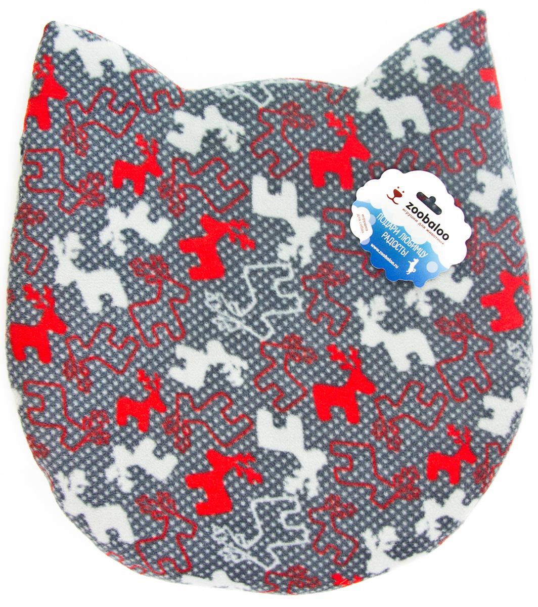 Лежак-коврик для животных Zoobaloo Мордашка. Олени, 45 х 50 см616Великолепный флисовый лежак-коврик Zoobaloo - это отличный аксессуар для вашего питомца, на котором можно спать, играться и снова, приятно устав, заснуть. Он идеально подходит для полов с любым покрытием. Изделиеподдерживает температурный баланс вашего питомца в любоевремя года. Наполнитель выполнен из синтепона.