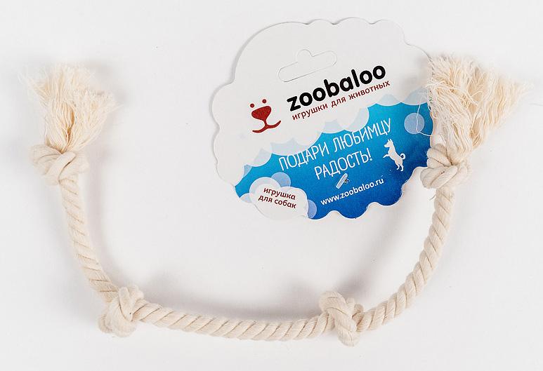 Грейфер для собак Zoobaloo, длина 28 см. 414 игрушка для собак zoobaloo гантель с пищалкой длина 13 см