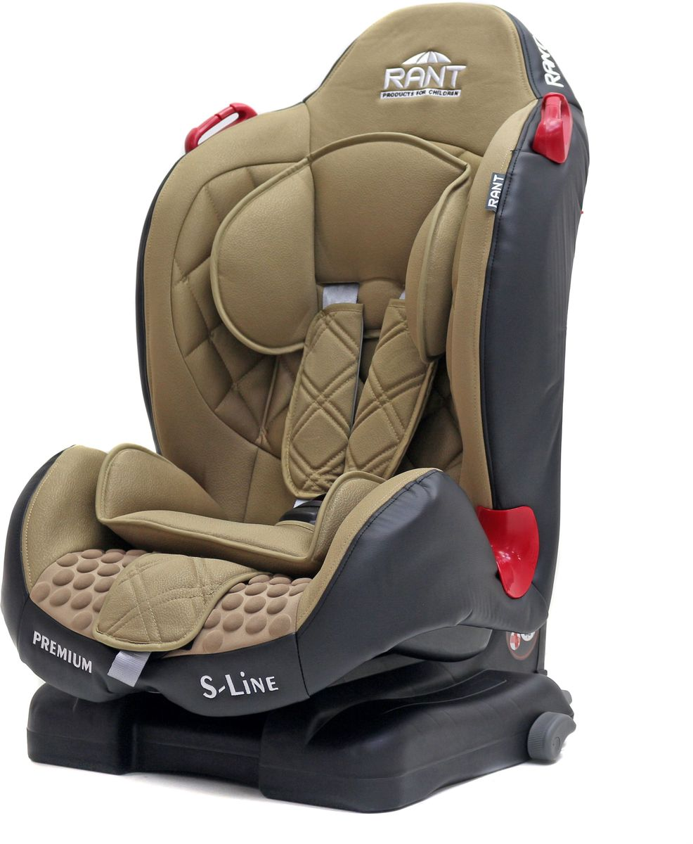 Rant Автокресло Premium Isofix цвет кофейный от 9 до 25 кг4650070987464СерияS-Line автокресло Premiumгруппа 1-2. Вес ребенка: 9-25 кг, возраст: от 09 мес. до 7 лет (ориентировочно), cистема крепления IsoFix, устанавливается по ходу движения автомобиля, пятиточечный ремень безопасности с мягкими плечевыми накладками и антискользящими нашивками, 4-х ступенчатая настройка высоты подголовника, корректировка высоты ремня безопасности по уровню подголовника, 3 положения наклона корпуса, устойчивая база, фиксатор высоты штатных ремней безопасности, дополнительная боковая защита, съемный чехол, мягкий съемный вкладыш для малыша, сертификат Европейского Стандарта Безопасности ЕCE R44/04.