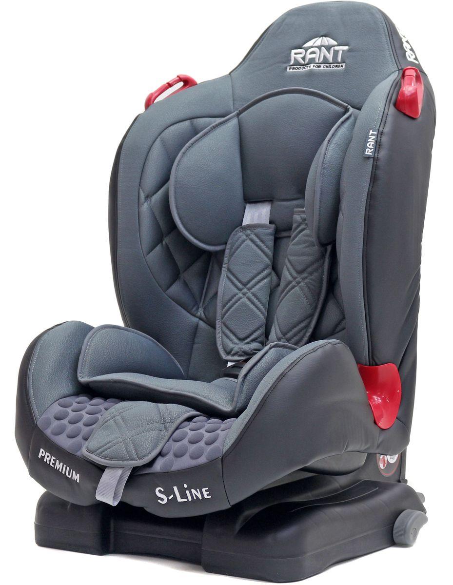Rant Автокресло Premium Isofix цвет серый от 9 до 25 кг295555Автокресло Rant Premium Isofix предназначено для перевозки в автомобиле ребенка весом от 9 до 25 кг. Группа 1-2. Возраст: от 09 мес. до 7 лет (ориентировочно). Автокресло Premium крепится в автомобиле с помощью системы Isofix либо штатным ремнем безопасности, устанавливается по ходу движения автомобиля. Съемный пятиточечный ремень безопасности имеет мягкие плечевые накладки и антискользящие нашивки. Ремень регулируется в 4 уровнях высоты. Подголовник регулируется в 4 положениях. 3 положения наклона корпуса, устойчивая база, фиксатор высоты штатных ремней безопасности, дополнительная боковая защита, съемный чехол, мягкий съемный вкладыш для малыша.Сертификат Европейского Стандарта Безопасности ЕCE R44/04.