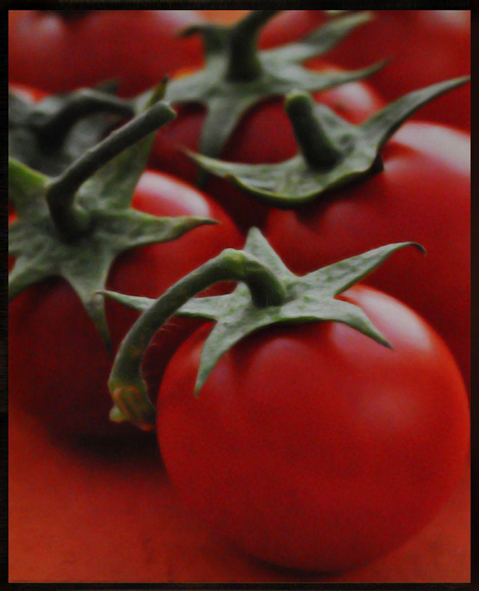 Декобокс СолоДомДекор Красные томаты, 40 х 50 смБрелок для сумкиДекобокс СолоДомДекор Красные томаты выполнен из бумаги, рама - из МДФ. Современные технологии, уникальное оборудование и цифровая печать, используемые в производстве, делают постер устойчивым к выцветанию и обеспечивают исключительное качество произведений. Благодаря наличию необходимых креплений в комплекте установка не займет много времени. Декобокс - это прекрасная возможность создать яркий акцент при оформлении любого помещения. Картина обязательно привлечет внимание и подарит немало приятных впечатлений своим обладателям. Правила ухода: можно протирать сухой, мягкой тканью.
