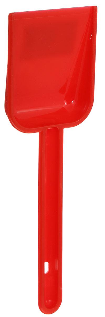Stellar Совок детский цвет красный 21 см