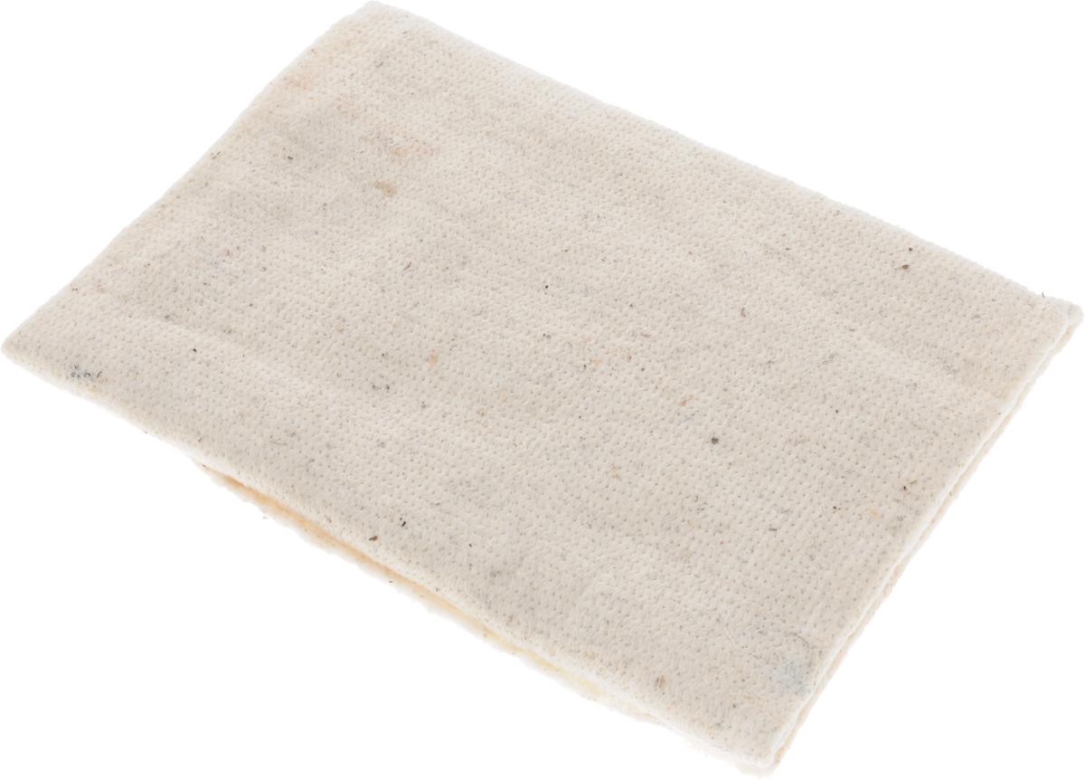 Тряпка для пола Русалочка, 60 х 80 см391602Тряпка Русалочка выполнена из 100% хлопка и предназначена для мытья напольных покрытий из любых материалов. Эффективно очищает любую поверхность, отлично отжимается и имеет долгий срок службы. Применяется для влажной и сухой уборки.